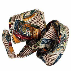 Looney Tunes 70's Vintage Collectible Neck Tie